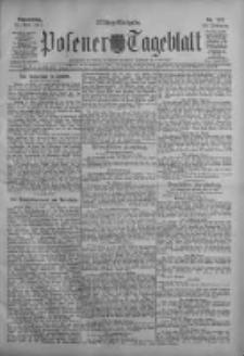 Posener Tageblatt 1911.05.18 Jg.50 Nr232