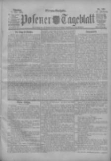 Posener Tageblatt 1904.05.03 Jg.43 Nr205