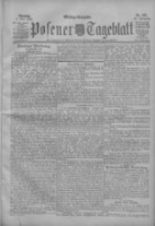 Posener Tageblatt 1904.05.03 Jg.43 Nr206