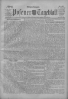 Posener Tageblatt 1904.05.04 Jg.43 Nr207