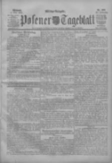 Posener Tageblatt 1904.05.04 Jg.43 Nr208
