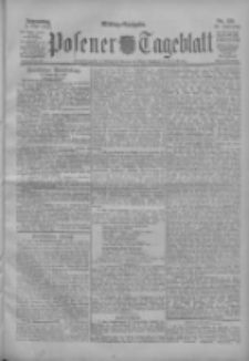 Posener Tageblatt 1904.05.05 Jg.43 Nr210