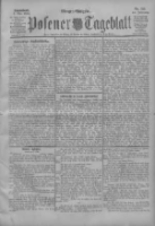 Posener Tageblatt 1904.05.07 Jg.43 Nr213