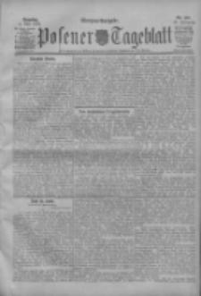Posener Tageblatt 1904.05.08 Jg.43 Nr215