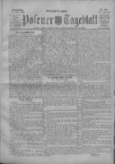 Posener Tageblatt 1904.05.12 Jg.43 Nr221