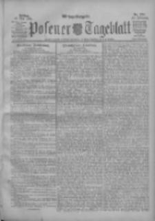 Posener Tageblatt 1904.05.13 Jg.43 Nr222