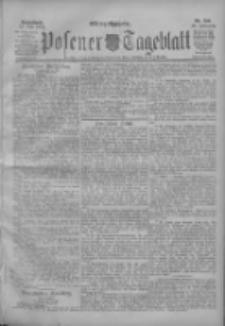 Posener Tageblatt 1904.05.14 Jg.43 Nr224