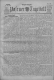 Posener Tageblatt 1904.05.15 Jg.43 Nr225