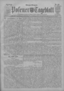 Posener Tageblatt 1907.05.04 Jg.46 Nr207