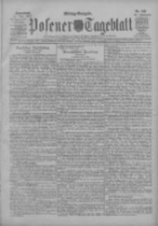 Posener Tageblatt 1907.05.11 Jg.46 Nr218
