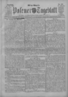 Posener Tageblatt 1907.05.18 Jg.46 Nr230