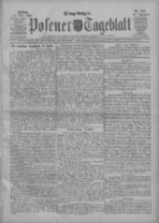 Posener Tageblatt 1907.05.31 Jg.46 Nr250