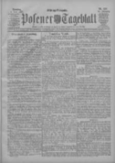 Posener Tageblatt 1907.06.04 Jg.46 Nr256