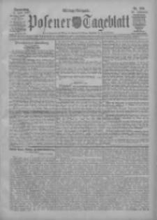 Posener Tageblatt 1907.06.06 Jg.46 Nr260