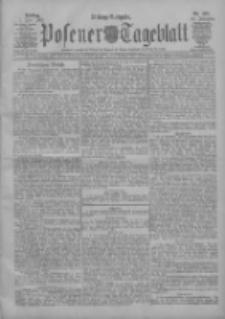Posener Tageblatt 1907.06.07 Jg.46 Nr262