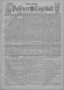 Posener Tageblatt 1907.06.08 Jg.46 Nr263