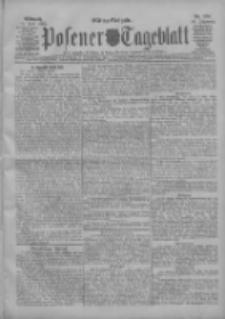 Posener Tageblatt 1907.06.12 Jg.46 Nr270