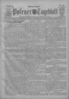 Posener Tageblatt 1907.06.13 Jg.46 Nr272