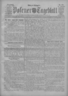 Posener Tageblatt 1907.06.15 Jg.46 Nr275
