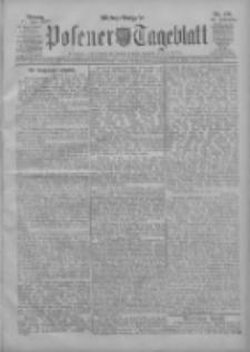 Posener Tageblatt 1907.06.17 Jg.46 Nr278