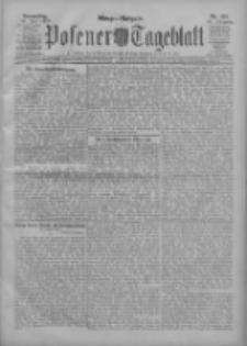 Posener Tageblatt 1907.06.20 Jg.46 Nr283