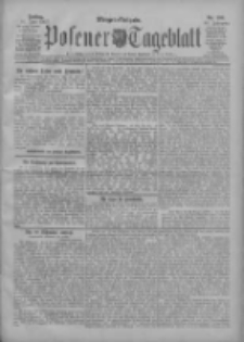 Posener Tageblatt 1907.06.21 Jg.46 Nr285