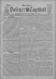 Posener Tageblatt 1907.06.21 Jg.46 Nr286