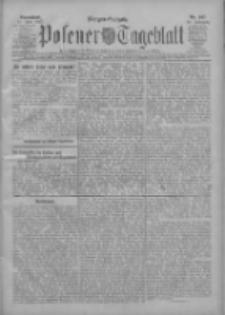 Posener Tageblatt 1907.06.22 Jg.46 Nr287