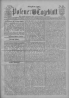Posener Tageblatt 1907.06.25 Jg.46 Nr291