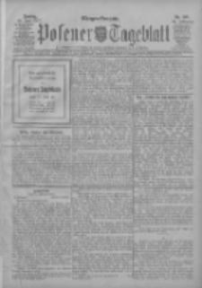 Posener Tageblatt 1907.06.28 Jg.46 Nr297