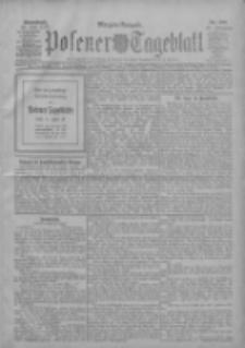 Posener Tageblatt 1907.06.29 Jg.46 Nr299