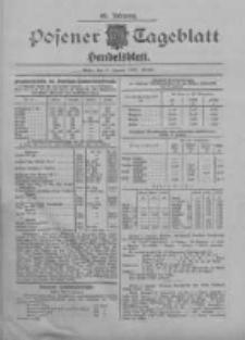 Posener Tageblatt. Handelsblatt 1907.01.02 Jg.46