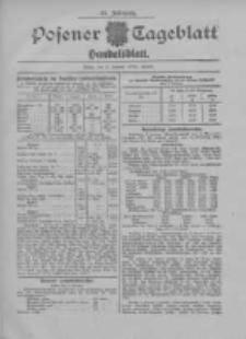 Posener Tageblatt. Handelsblatt 1907.01.03 Jg.46