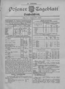Posener Tageblatt. Handelsblatt 1907.01.04 Jg.46
