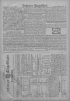 Posener Tageblatt. Handelsblatt 1907.01.05 Jg.46