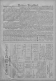 Posener Tageblatt. Handelsblatt 1907.01.07 Jg.46