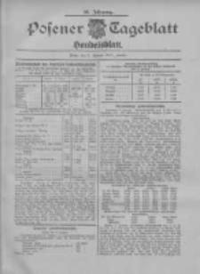 Posener Tageblatt. Handelsblatt 1907.01.08 Jg.46