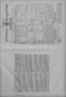 Posener Tageblatt. Handelsblatt 1907.01.11 Jg.46