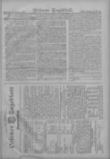 Posener Tageblatt. Handelsblatt 1907.01.12 Jg.46