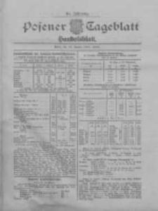 Posener Tageblatt. Handelsblatt 1907.01.14 Jg.46