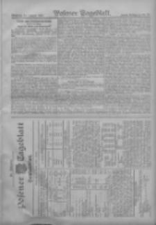 Posener Tageblatt. Handelsblatt 1907.01.15 Jg.46