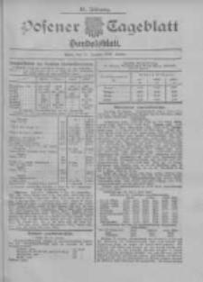 Posener Tageblatt. Handelsblatt 1907.01.17 Jg.46