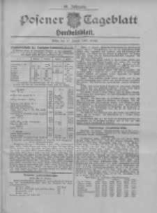 Posener Tageblatt. Handelsblatt 1907.01.19 Jg.46