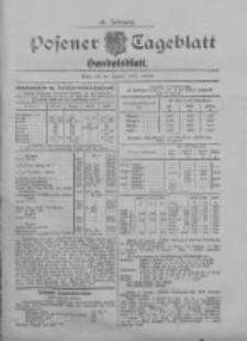 Posener Tageblatt. Handelsblatt 1907.01.30 Jg.46