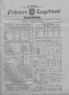 Posener Tageblatt. Handelsblatt 1907.02.01 Jg.46
