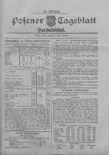 Posener Tageblatt. Handelsblatt 1907.02.02 Jg.46