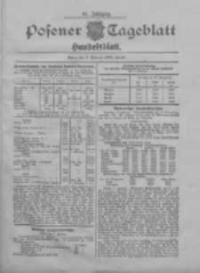 Posener Tageblatt. Handelsblatt 1907.02.05 Jg.46