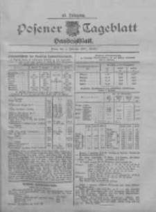 Posener Tageblatt. Handelsblatt 1907.02.06 Jg.46
