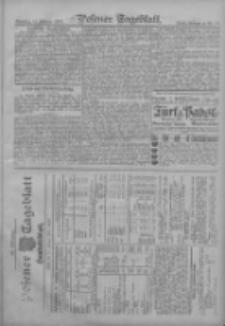 Posener Tageblatt. Handelsblatt 1907.02.11 Jg.46