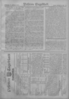 Posener Tageblatt. Handelsblatt 1907.02.12 Jg.46